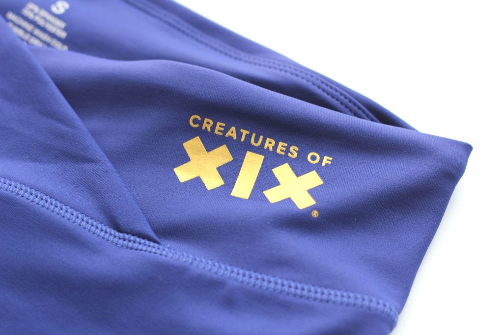 Creatures of XIX FoxBox 4 Leggings detail